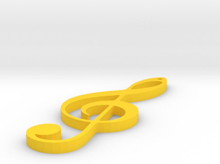 Sol Key 3d printed