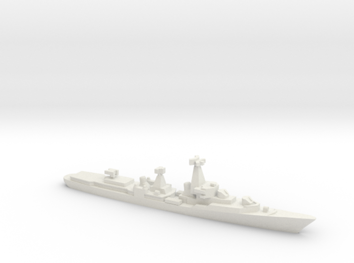 Kanin-class Destroyer (Project 57-A), 1/1800 3d printed