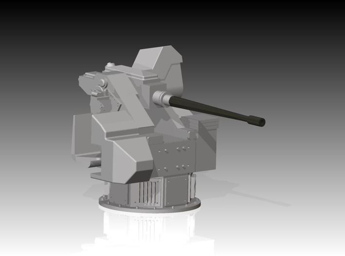 30mm Cannon kit x 1 - 1/96 3d printed 30mm Canon