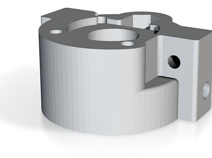 Extruder Reducer 3d printed