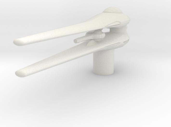 Geonosian Fighter 1/270 3d printed