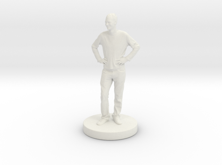 Printle Classic Homme 096 3d printed