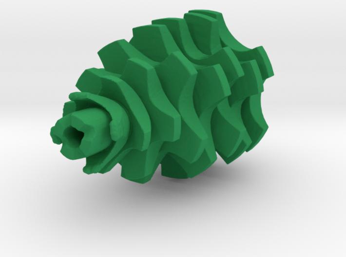 Pinecone tree 3d printed