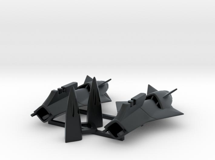 HMM Missiles x2 3d printed