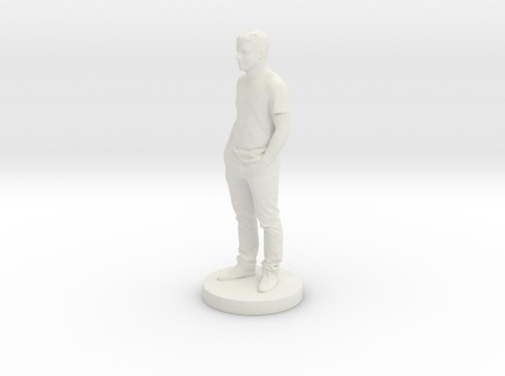 Printle C Homme 100 - 1/24 3d printed