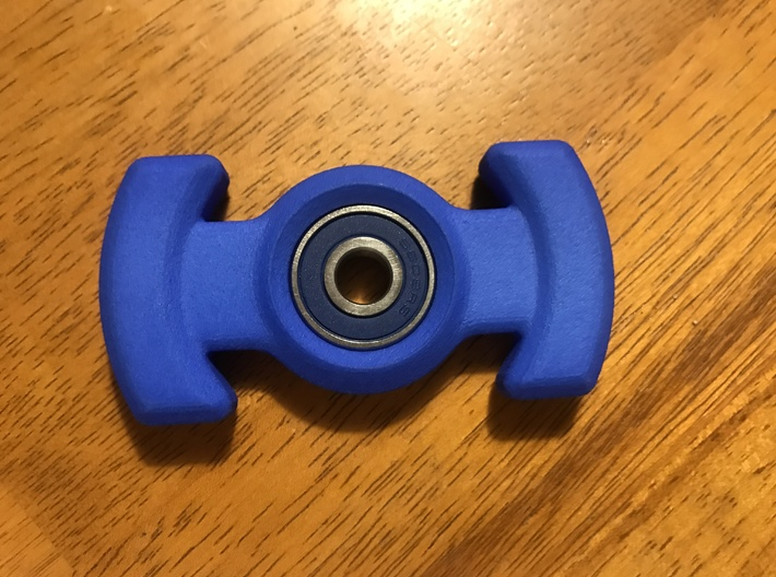 Hand Spinner MK1 3d printed
