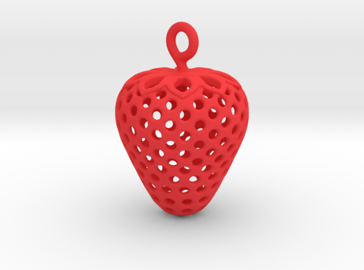 Strawberry 1611261305 3d printed