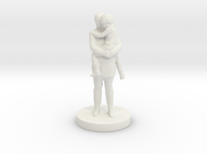 Printle Classic Couple 031 3d printed
