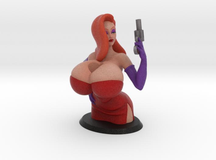 Jessica Pen holder 3d printed