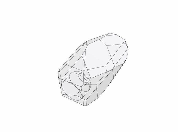 ASK-SHOTO Crystal 3d printed