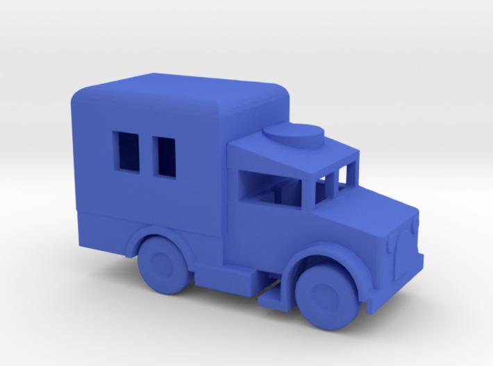 1/144 Scale Bedford MWV 3d printed