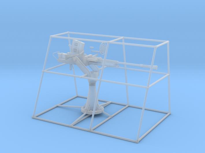1/35 IJN Type 96 25mm Single W/o Base 3d printed