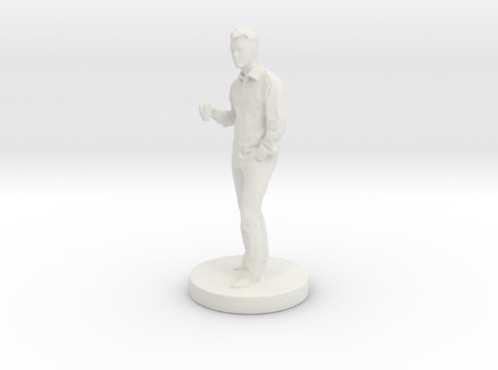Printle C Homme 201 - 1/24 3d printed