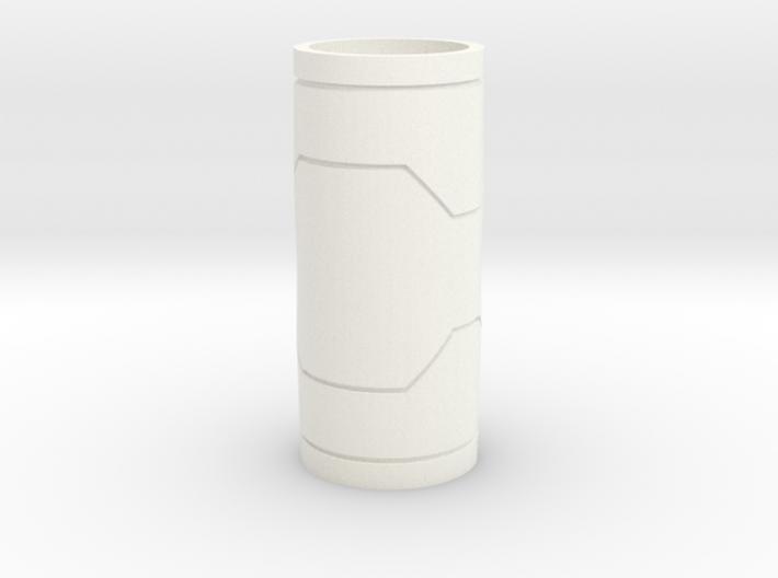 Mhs Hilt Sleeve Version 1 Mk1 3d printed