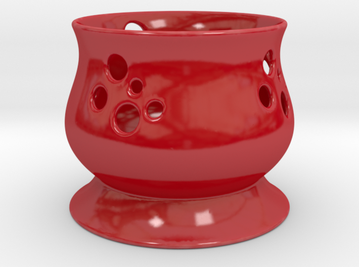 Candle Holder FF 3d printed