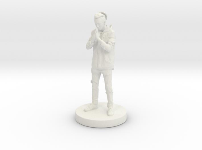 Printle C Homme 208 - 1/24 3d printed
