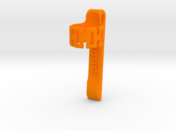 Pen Clip: for 12.5mm Diameter Body 3d printed