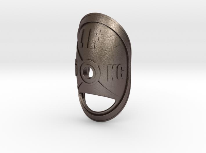 Lift - Plate Bottle Opener - Original 3d printed