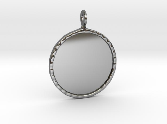Mirror Charm 3d printed