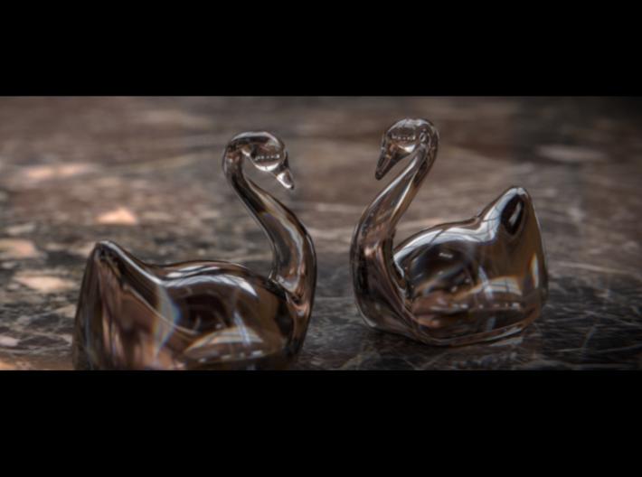 Swan 3d printed