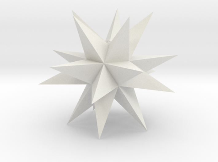 Spikey Stellation 3.6 3d printed