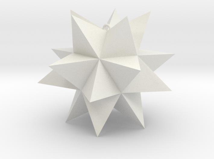 Spikey Stellation 2.4 3d printed