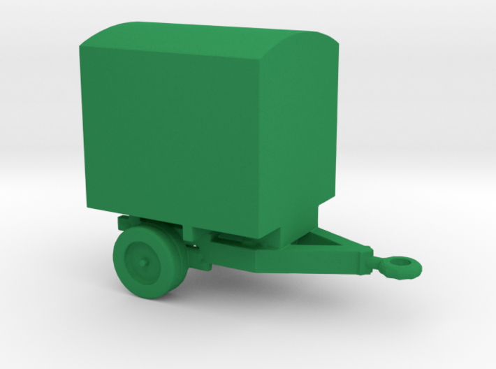 1/200 Scale M-479 Battery Service Trailer 3d printed