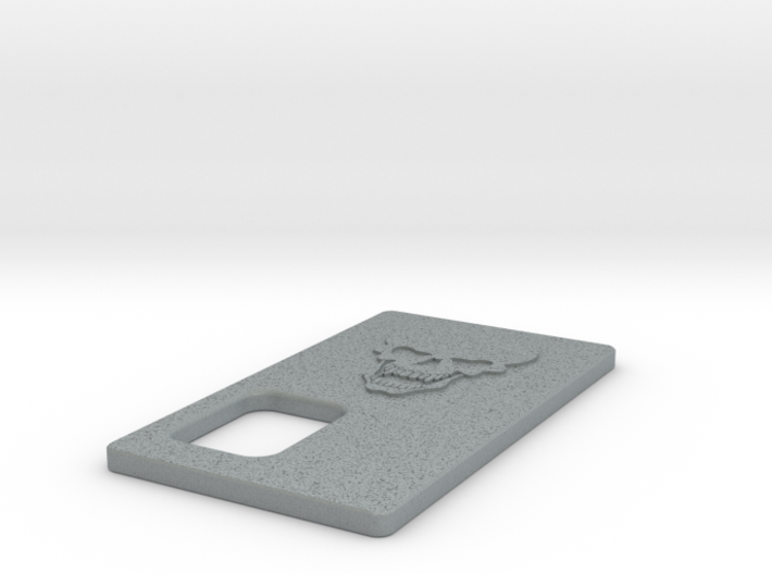 Cover for TalyMod Skull Logo 3d printed