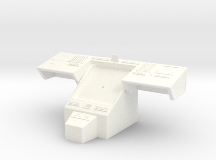Bridge - Helm Nav Station 10 3d printed