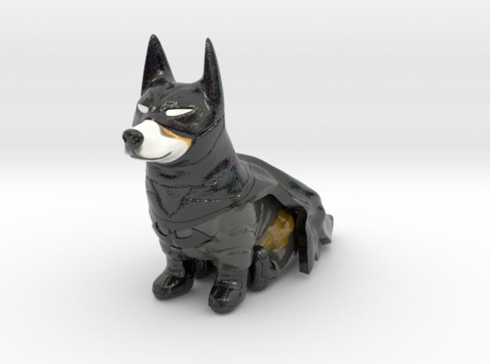 Bruce Wayne The Corgi Knight 3d printed