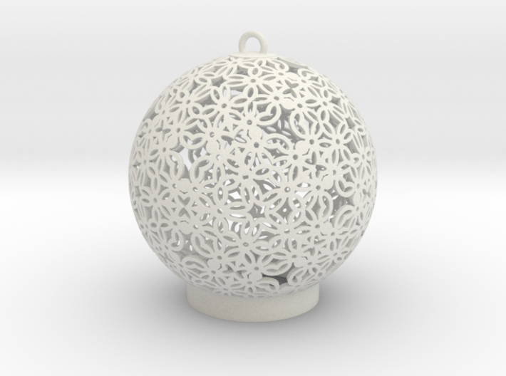 Ornament A1 3d printed