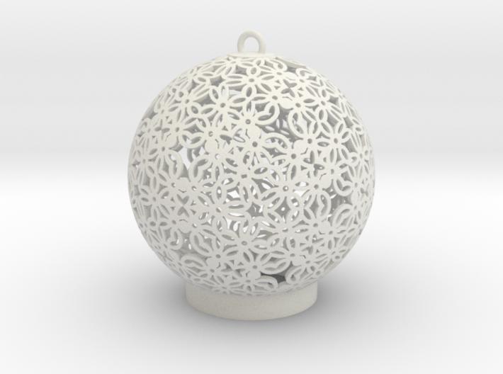 Ornament A1 3d printed
