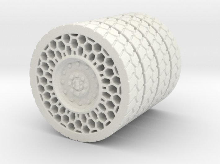 Airless Tire1 46mm 3d printed