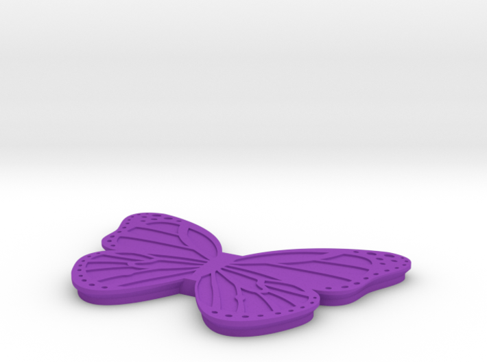 Butterfly Box Lid 3d printed