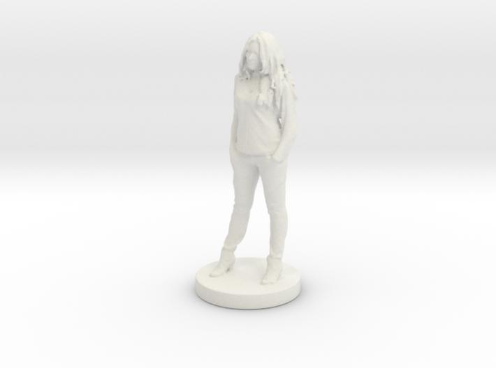 Printle C Femme 012- 1/20 3d printed
