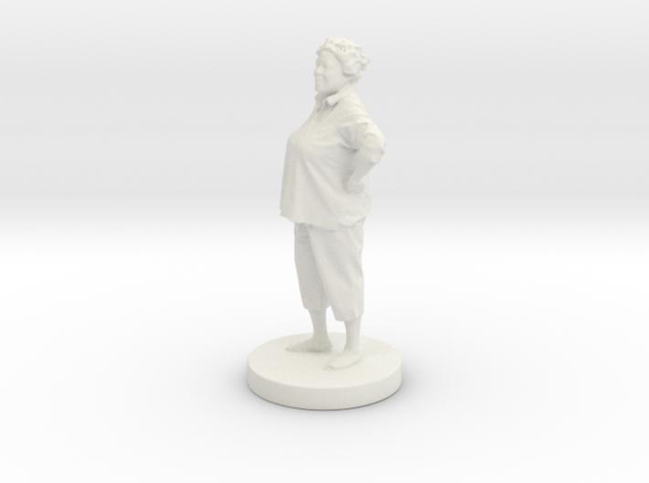 Printle C Femme 027- 1/20 3d printed