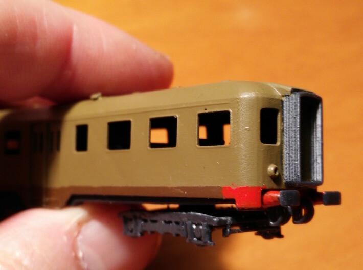 Le640 (cassa) 3d printed lato cabina guidatore