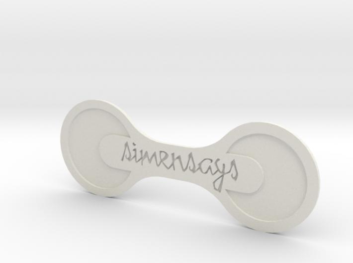 Simensays ClawLocker 3d printed