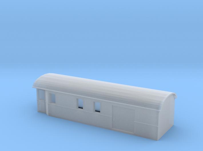 Pwgs41 (Z, 1:220) 3d printed