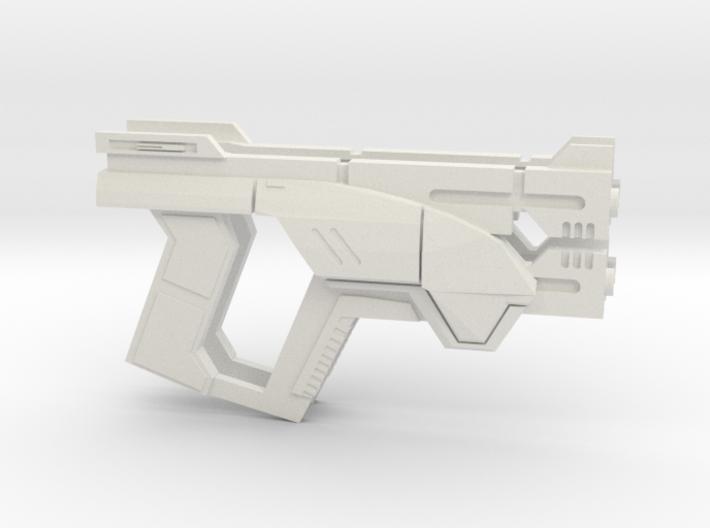 M3 Predator Pistol Prop/Replica  3d printed