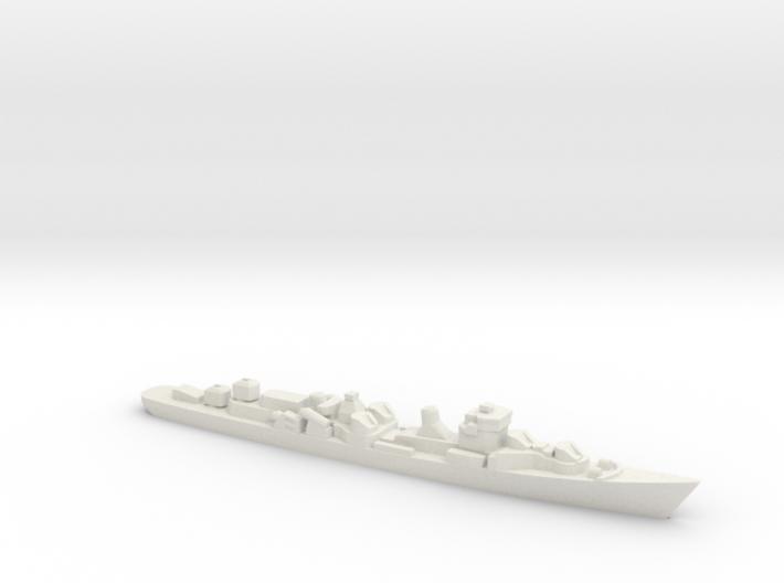 Kildin-class destroyer (SSN-2), 1/1800 3d printed