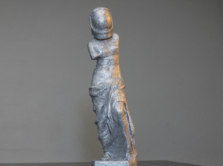 Venus De Space 3d printed
