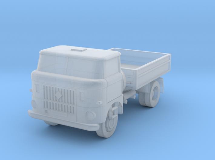 W50 Kipper / Dumper (1:220) 3d printed