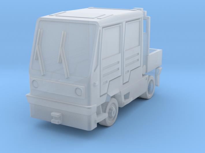Multicar Flugplatzschlepper 3d printed