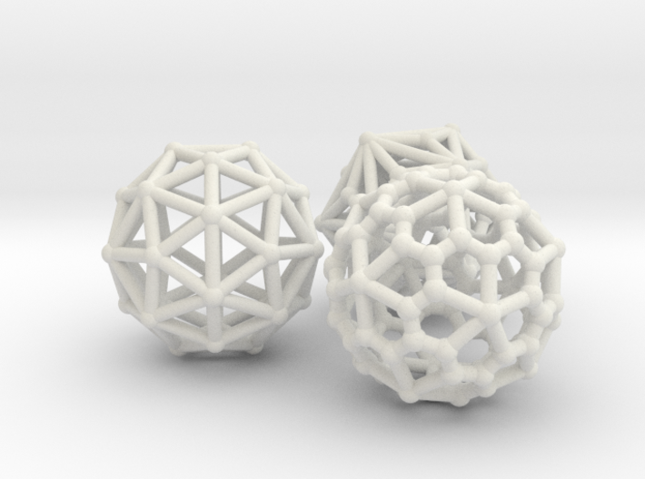 Geometrix Collection 4 3d printed