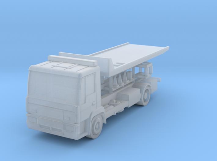 Abschleppwagen / Wrecker (1:220) 3d printed