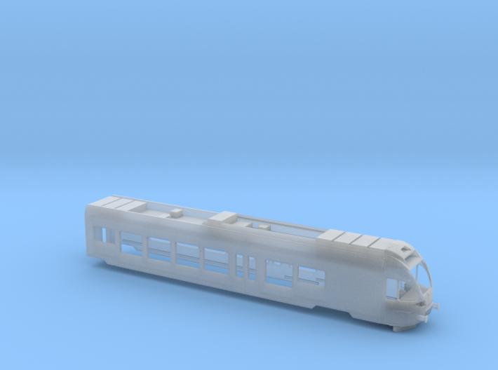 Flirt Wagenkasten V008 MAV Scale TT 3d printed