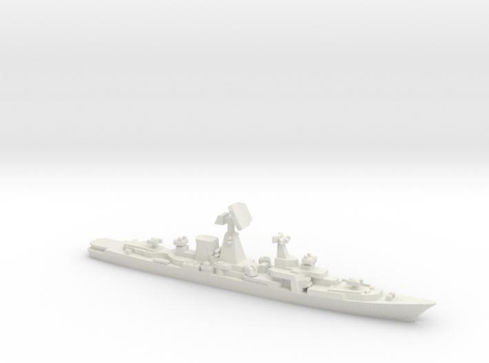 Kara-class cruiser, 1/1800 3d printed
