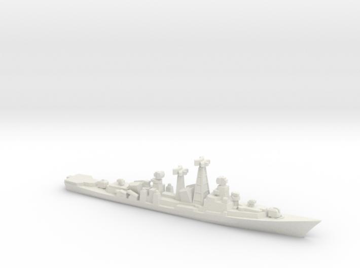 Kashin-Mod class destroyer, 1/1800 3d printed