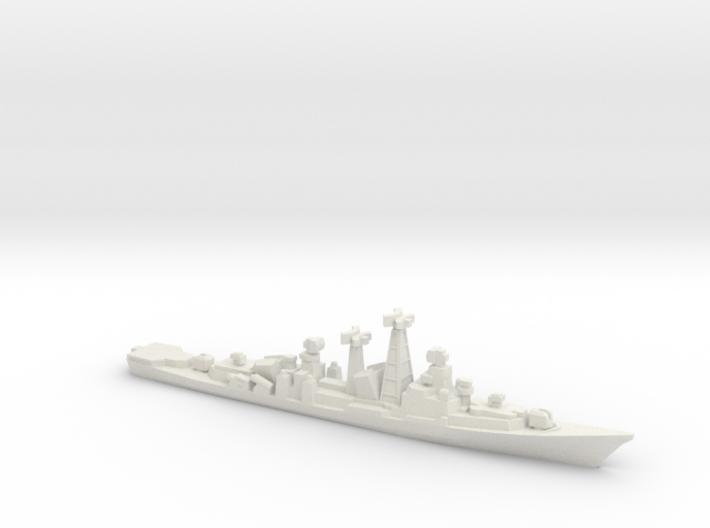 Kashin-Mod class destroyer, 1/2400 3d printed